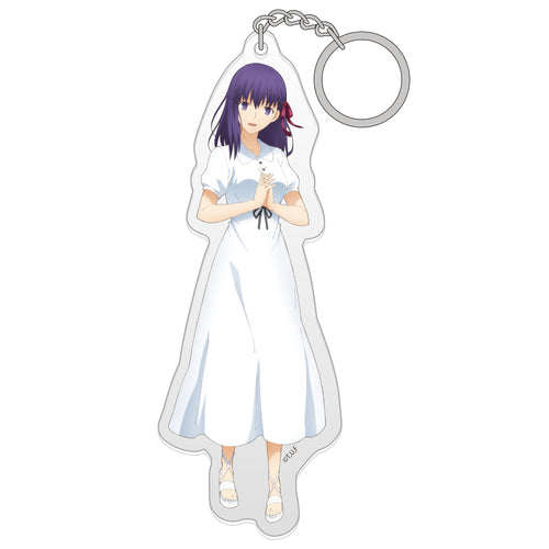 【Fate/stay night [Heaven's Feel]】Acrylic keychain-Sakura Matou 【COSPA】NEW ITEM