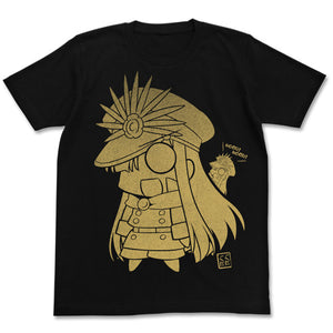 【Fate/Grand Order】Golden Nobbu T-shirts/BLACK 【COSPA】