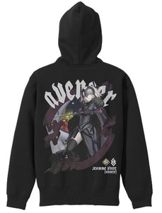 【Fate/Grand Order】Jeanne d'Arc[Alter] Fullcolor Hoodies/BLACK 【COSPA】