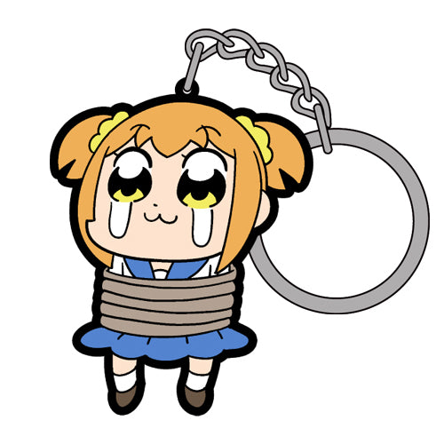 【POP TEAM EPIC】Punish Popuko TSUMAMARE Keychain 【COSPA】