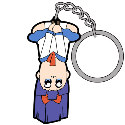【POP TEAM EPIC】Pipimi(Upside down) TSUMAMARE Keychain 【COSPA】