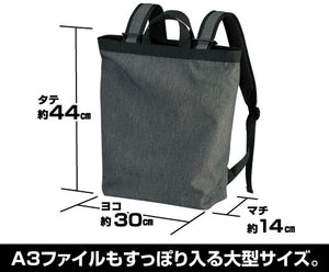 【EVANGELION】NERV 2way Backpack 【COSPA】