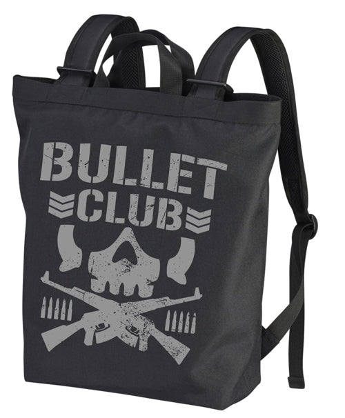 【New Japan Pro Wrestling】BULLET CLUB 2way Backpack/Black 【COSPA】