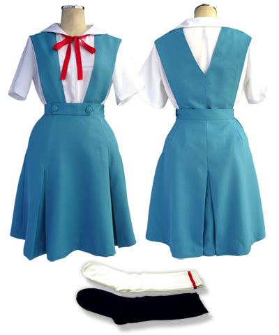 【EVANGELION】No.3 new Tokyo municipal junior high school girl's uniform 【COSPA】