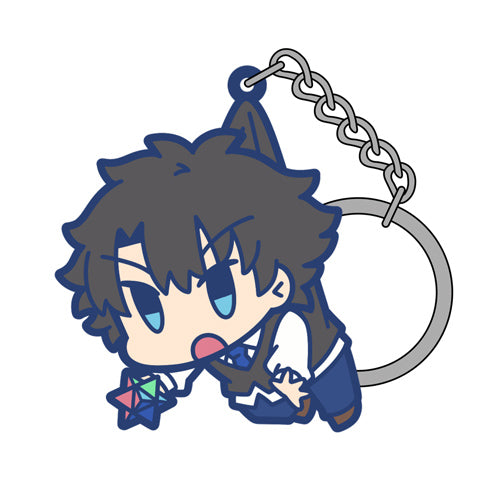 【Fate/Grand Order】Gudao Craft Essences Anniversary blonde Ver. TSUMAMARE Keychain 【COSPA】