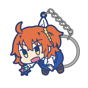 【Fate/Grand Order】Gudako Craft Essences Anniversary blonde Ver. TSUMAMARE Keychain 【COSPA】