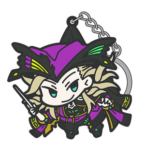 【Fate/Grand Order】Caster/Wolfgang Amadeus Mozart TSUMAMARE keychain 【COSPA】☆☆☆