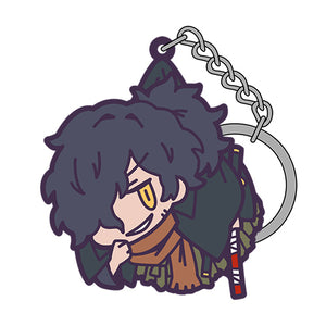 【Fate/Grand Order】Assassin/Izo Okada TSUMAMARE keychain 【COSPA】NEW ITEM