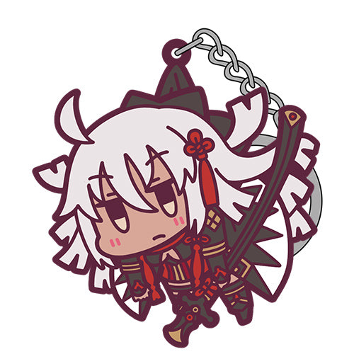 【Fate/Grand Order】Alter Ego/Souji Okita[Alter] TSUMAMARE keychain 【COSPA】NEW ITEM