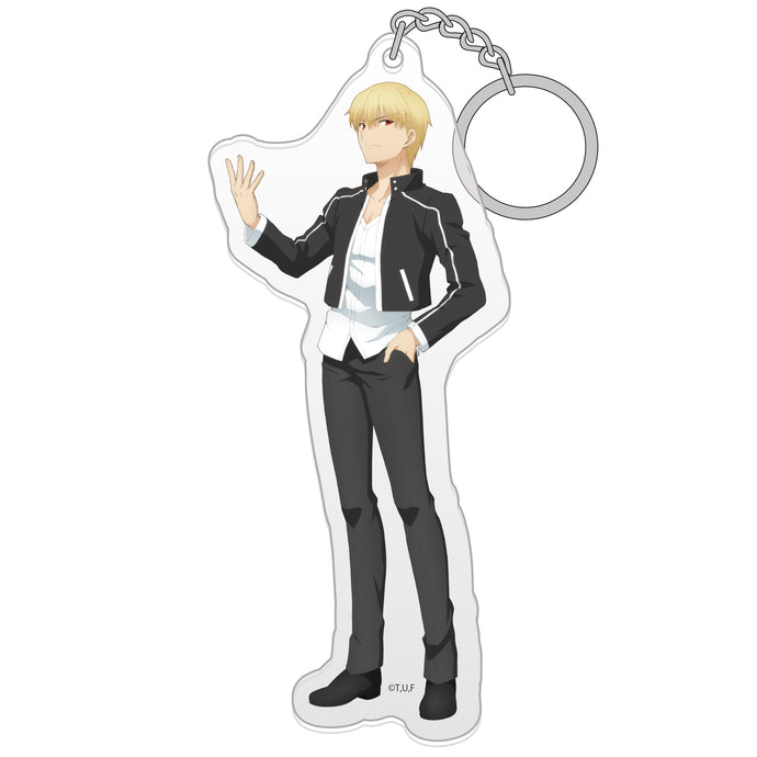 【Fate/stay night [Heaven's Feel]】Acrylic keychain-Gilgamesh 【COSPA】NEW ITEM