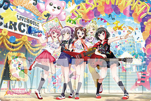 Bushiroad Rubber Mat Collection Extra Vol.152 BanG Dream! Girls Band Party!