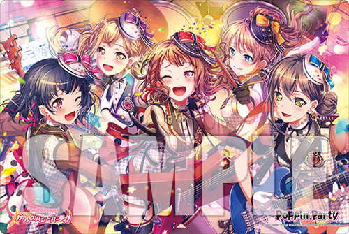 Bushiroad Rubber Mat Collection Extra Vol.153 BanG Dream! Girls Band Party!