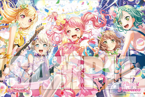 Bushiroad Rubber Mat Collection Extra Vol.155 BanG Dream! Girls Band Party!