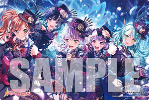Bushiroad Rubber Mat Collection Extra Vol.156 BanG Dream! Girls Band Party!