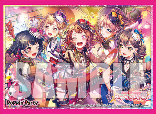 Bushiroad Sleeve Collection Extra Vol.329 BanG Dream! Girls Band Party!