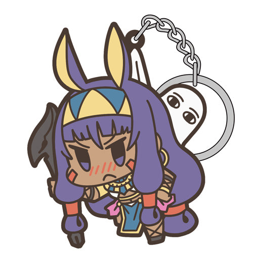 【Fate/Grand Order】Caster/Nitocris TSUMAMARE Keychain 【COSPA】
