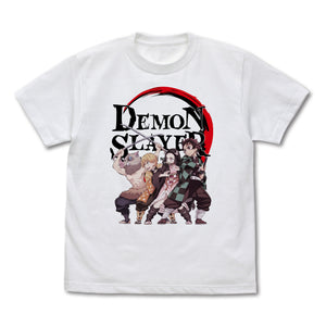 【Demon Slayer: Kimetsu no Yaiba】Demon Slayer Fullcolor T-shirts 【COSPA】NEW ITEM