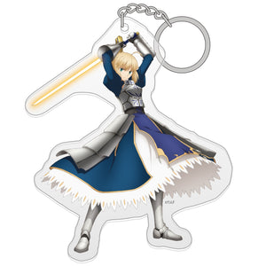【Fate/stay night [Heaven's Feel]】Acrylic keychain-Saber 【COSPA】NEW ITEM