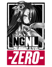 Load image into Gallery viewer, 【No Game No Life Zero】No Game No Life Zero Schwi T-shirts/White 【COSPA】☆☆☆