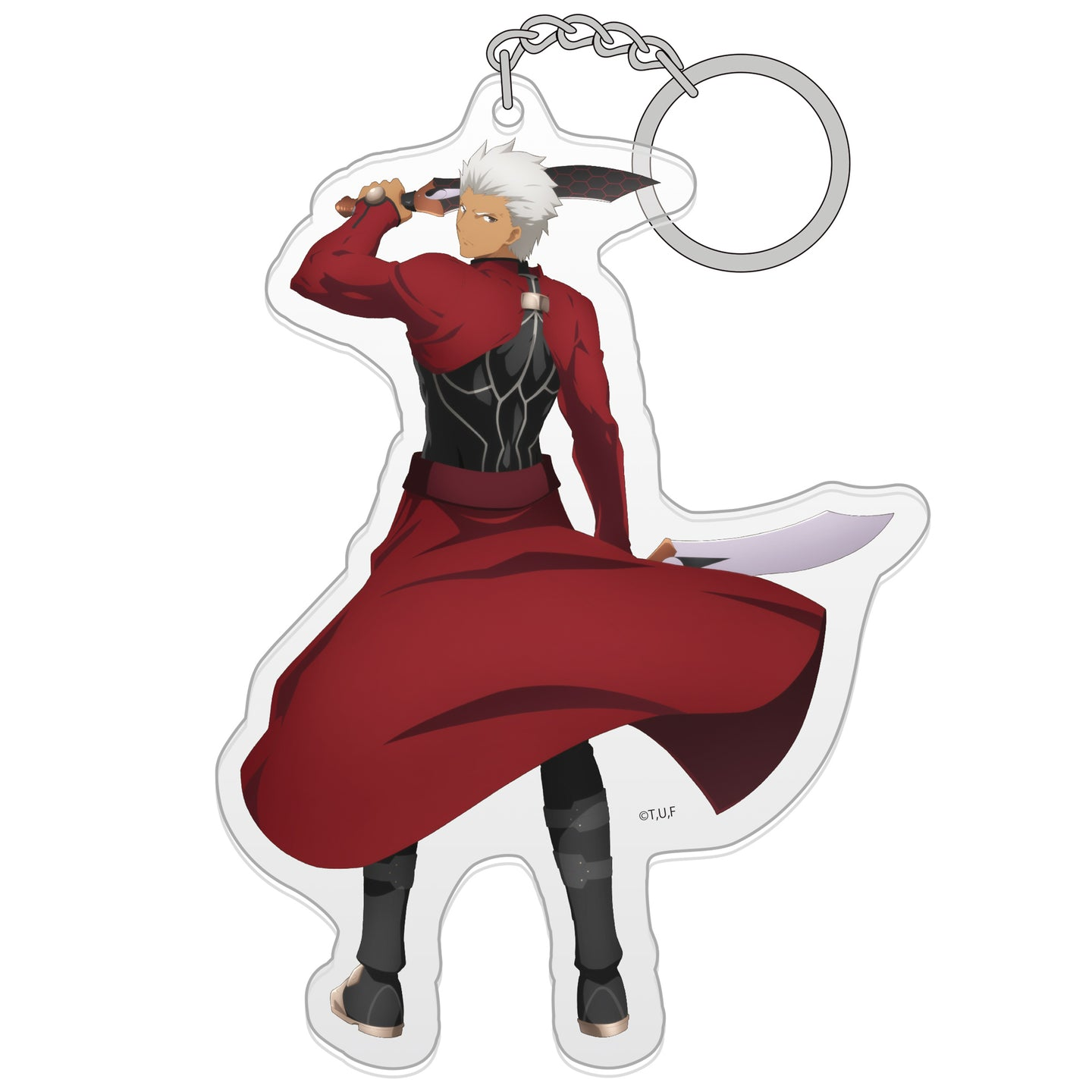 【Fate/stay night [Heaven's Feel]】Acrylic keychain-Archer 【COSPA】NEW ITEM