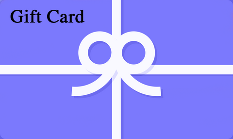 Gift Cards - New Item