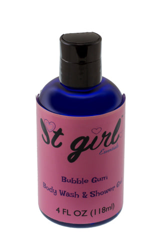 Bubble Gum Body Wash & Shower Gel