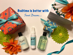 Sweet Dreams Gift Set (New!)