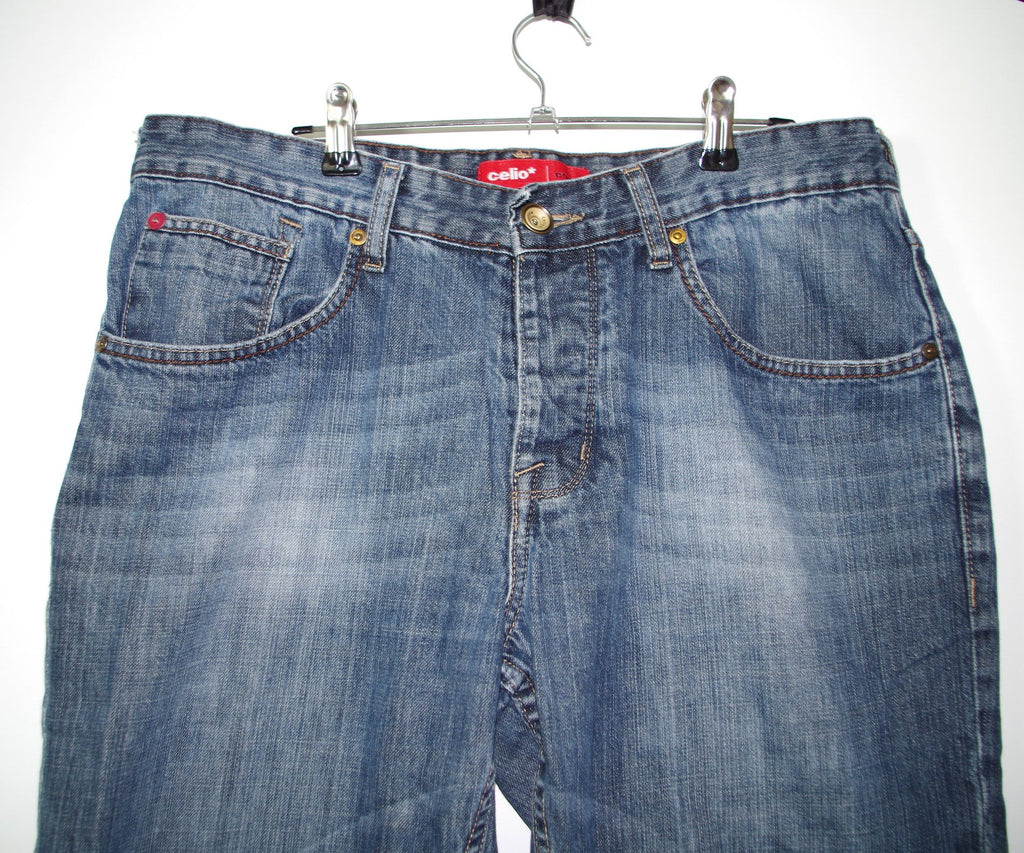 aliexpress nice cheap clearance sale Jeans homme regular fit Mobarg CELIO Taille 44 W34 L34 ...