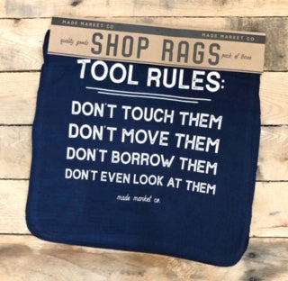 Tools Shop Towel