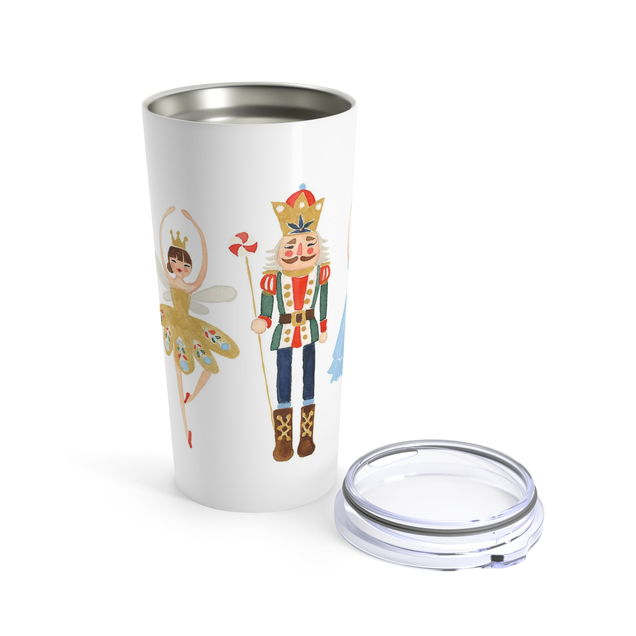 Sweet Nutcracker Tumbler