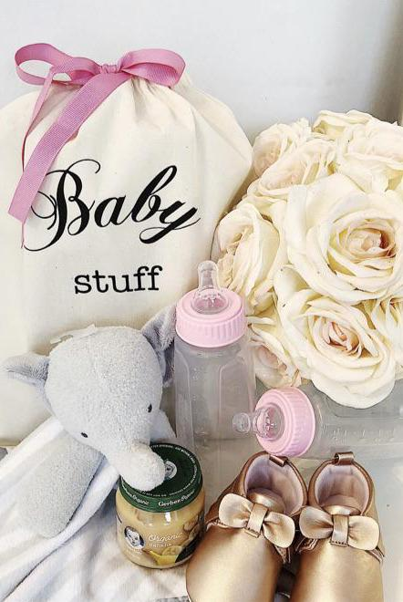 Fancy Baby Bag