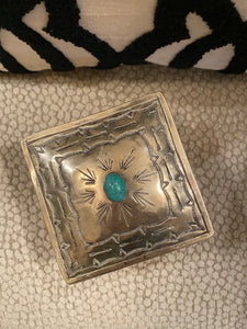 Little Turquoise Box