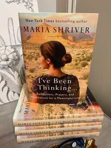 Maria Shriver I've Been Thinking