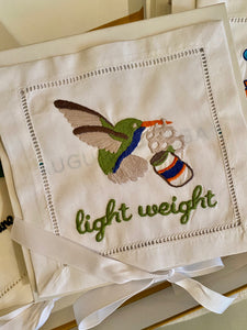 Light Weight Cocktail Napkin
