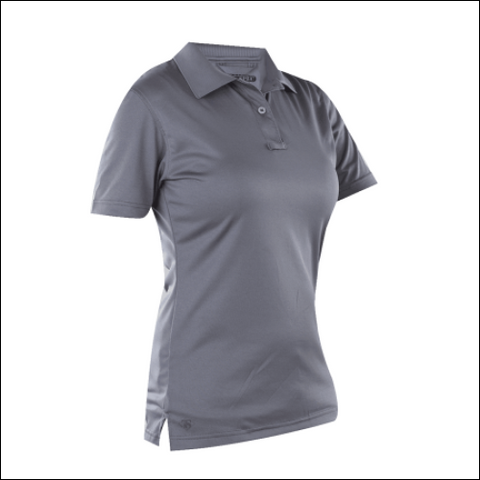 24-7 SHIRT; LADIES SHORT SLEEVE 100% POLY PERFORMANCE POLO - Tru-spec 0690104325187