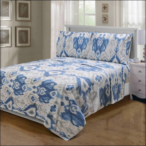 300 Thread Count Cotton Mountlake Sheet Set by Superior - Superior 190052013384