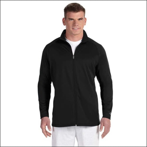Adult 5.4 oz. Performance Fleece Full-Zip Jacket,Champion,[product_size],[product_color]
