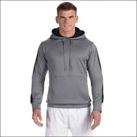 Adult 5.4 oz. Performance Fleece Pullover Hood,Champion,[product_size],[product_color]