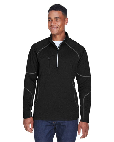 Adult Catalyst Performance Fleece Quarter-Zip,Ash City - North End,[product_size],[product_color]