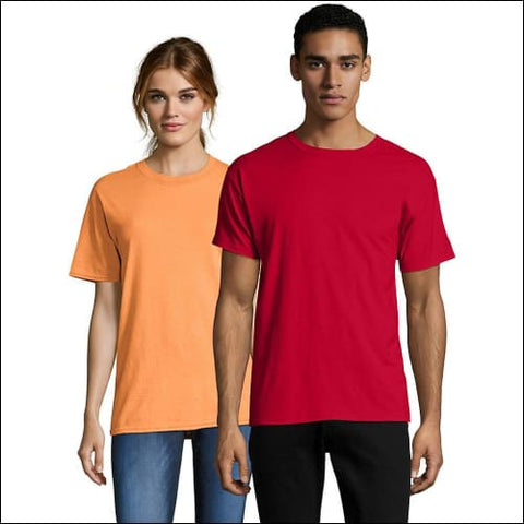 Adult X-Temp® Unisex Performance T-Shirt - 4200,Hanes,[product_size],[product_color]
