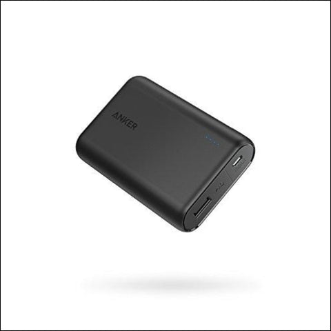 Anker PowerCore 10000 One of The Smallest and Lightest 10000mAh External Batteries Ultra-Compact Portable Charger High-Speed Charging