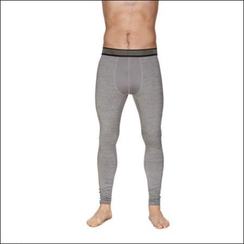Athletic Works Mens Compression Performance Heather Tight - Athletic Works 0058185153448