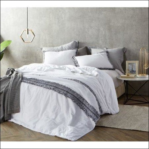 Boa Noite - 200TC Washed Percale Quilted Comforter,Byourbed,[product_size],[product_color]