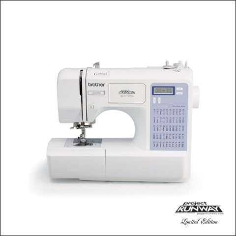 Brother 50-Stitch Project Runway Computerized Sewing Machine CS5055PRW - Brother 0012502631019