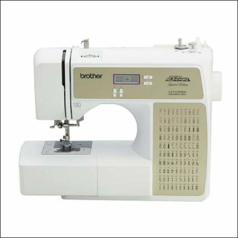 Brother CE1125PRW Computerized 100-Stitch Project Runway Sewing Machine - Brother 0012502645177