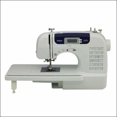 Brother CS6000i Feature-Rich Computerized Sewing Machine With 60 Built-In Stitches - Brother 0012502615309