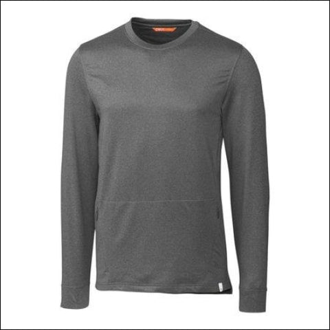 CBUK by Cutter & Buck Jackson Crewneck Performance Pullover - CBUK 0191815909562