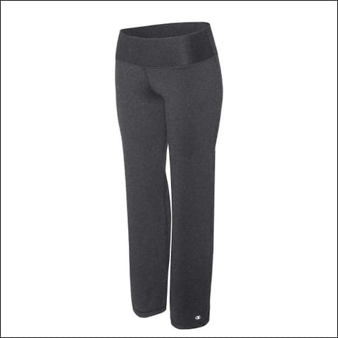 Champion Womens Plus Absolute Semi-Fit Pants with SmoothTec™ Band - Granite Heather / XL - Champion 090563834471