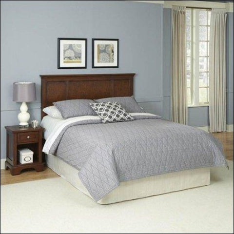 Chesapeake King Headboard and Night Stand - Homestyles 0095385002725