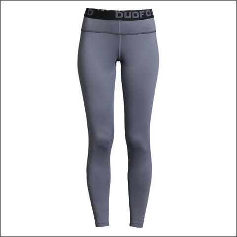 Duofold by Champion Brushed Back Womens Pants - Stormy Night / S - Champion 0078715628789